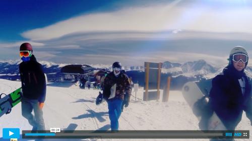 Ski Trip 2015 Promo Video