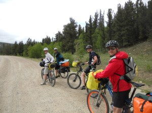 June Divide Riders